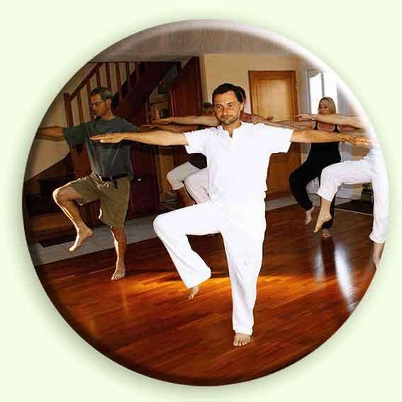 cours de yoga lorgues